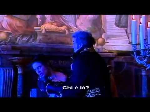 Ruggero Raimondi - Caterina Malfitano - G.Puccini - Tosca -Atto 2 ( Parte 2 )