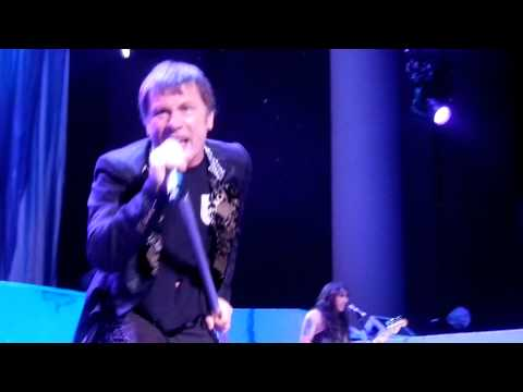 Iron Maiden - Can I Play With Madness - live @ Klipsch Music Center - Indianapolis - 19th July 2012