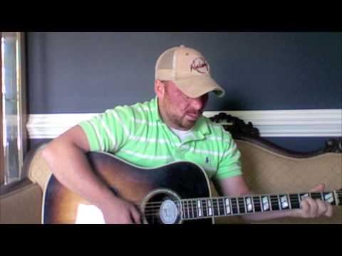 Like A Cowboy-Randy Houser    Cover by: Brad Durham
