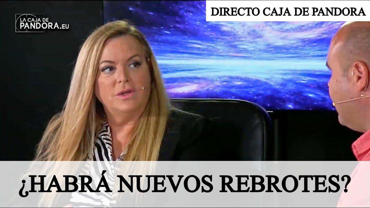 ¿HABRÁ NUEVOS REBROTES? - DIRECTO CAJA DE PANDORA // LUZ ARNAU