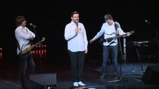 На новоуренгойской сцене выступили резиденты шоу «Comedy Club»