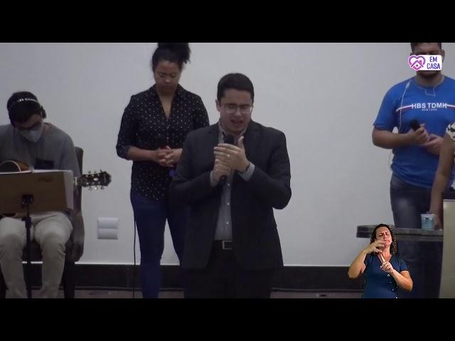Culto Primeira Igreja Batista em Guarapari 20.09.2020 às 19h