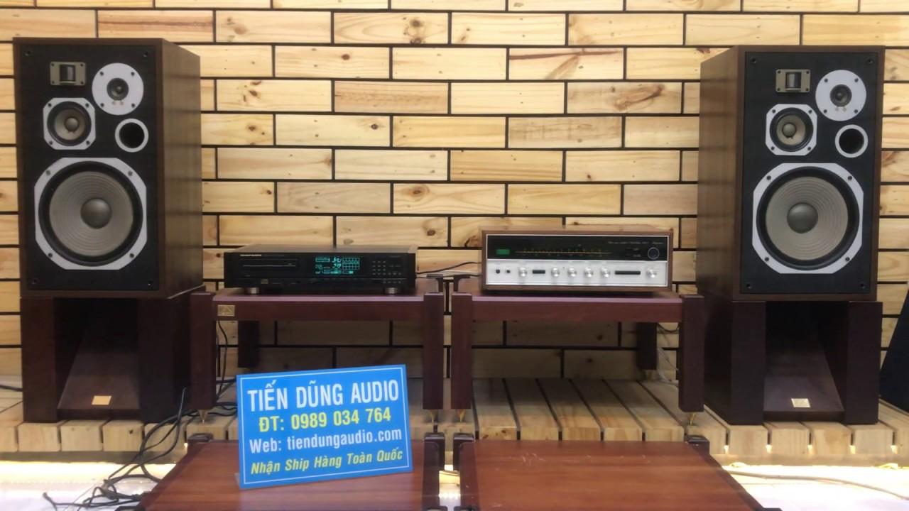 Loa PIONEER HPM-60 , Ampli SANSUI 2000X , CD MARANTZ 880J