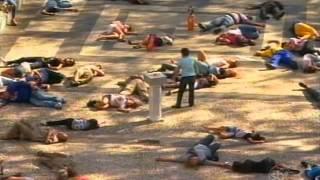 Programa Silvio Santos - Câmera Escondida: Apertar botão e desmaiar