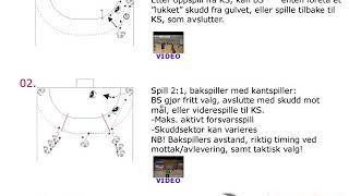Handball Training  5