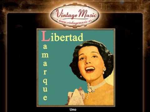 Libertad Lamarque - Uno (Tango) (One) (VintageMusic.es)