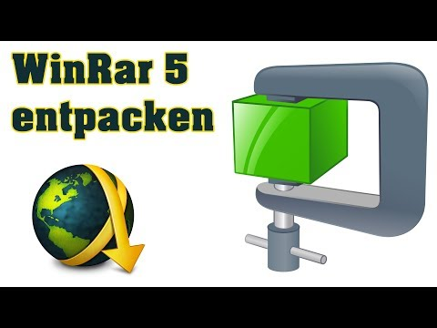 JDownloader 2: Entpacken fehlgeschlagen (Entpackungsfehler WinRar 5)