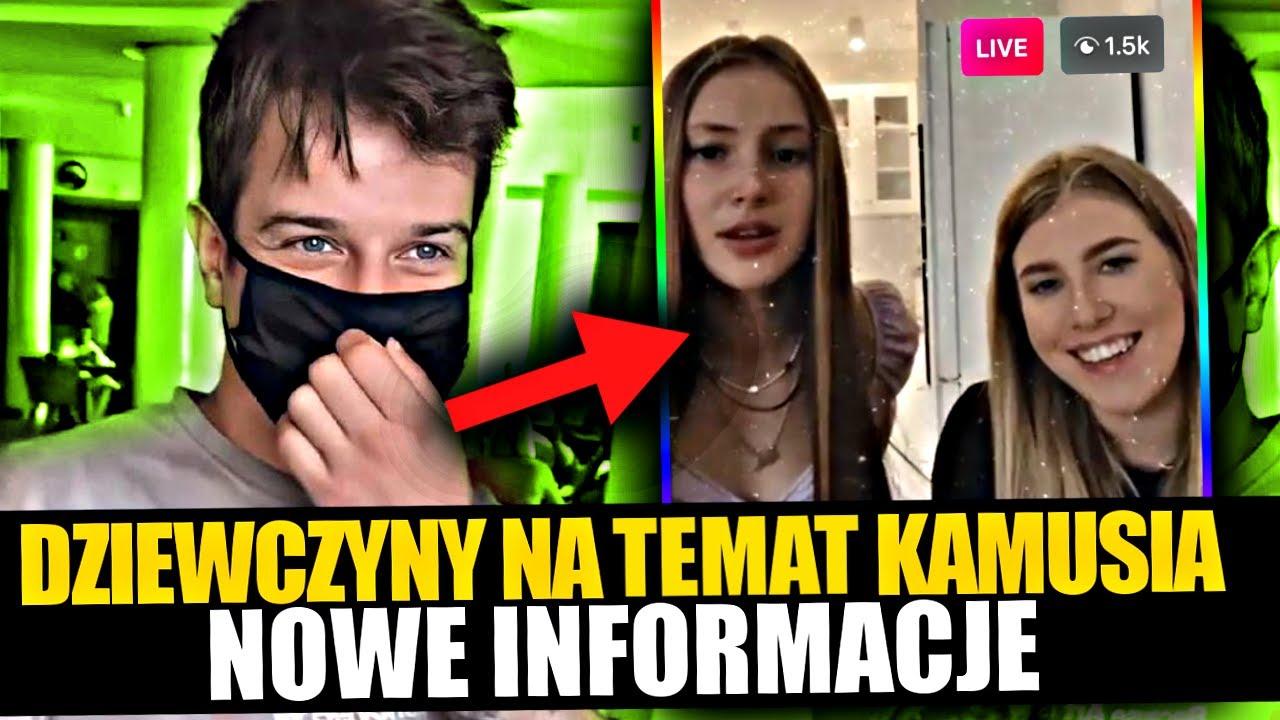 Download KAMERZYSTA - NOWE INFORMACJE, WIOLKA i DZIEWCZYNA KAMERZYSTY | Kamuś, Łukasz Wawrzyniak