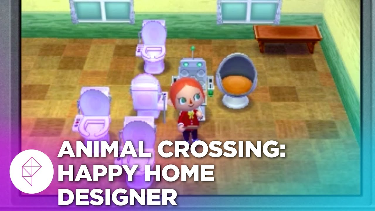 10 Minutes Of Animal Crossing Happy Home Designer Gameplay Youtube
