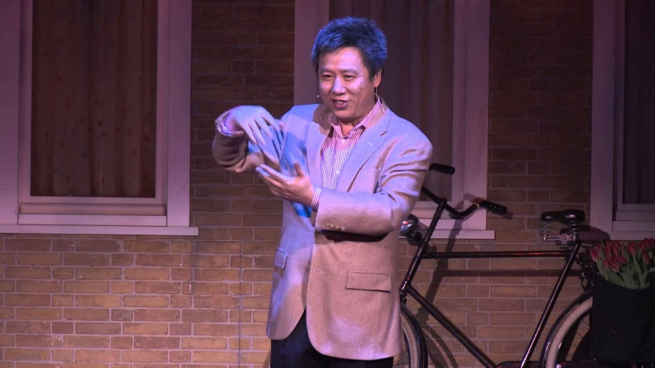 Every Child Is A Rudolph   Yong Zhao   TEDxAmsterdamED - YouTube