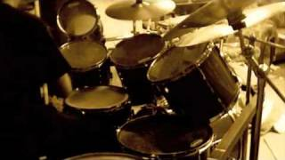Justifiable Homicide, Dying Fetus - DRUM COVER