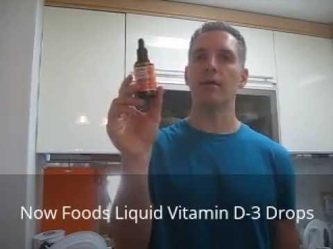 Now Foods Liquid Vitamin D-3 Drops Review
