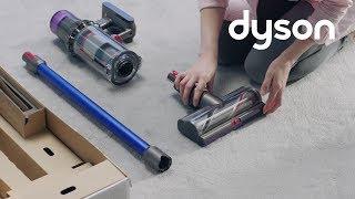 Aspirateurs sans fil Dyson V11 ─ Pour démarrer (CAFR)