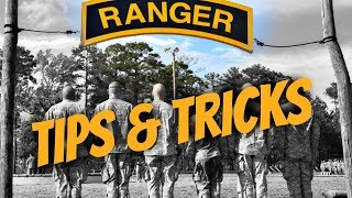 Ranger School Video | Top 10 Packing List Reccomendations