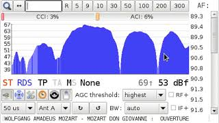 [Es] 89.4 France Musique up to 74 dBf via Sp-E!