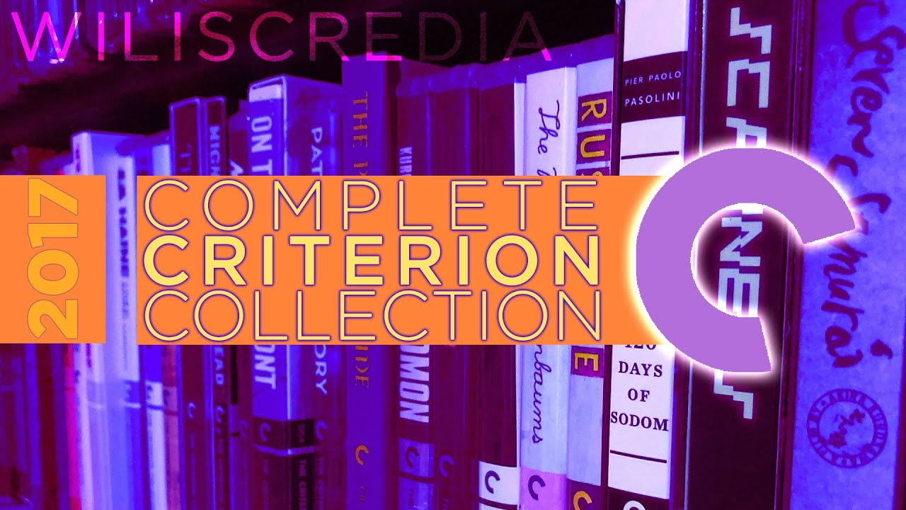CP's COMPLETE CRITERION COLLECTION - YouTube