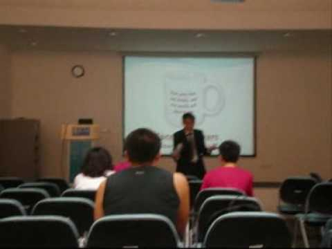 Interview Workshop @ James Cook University