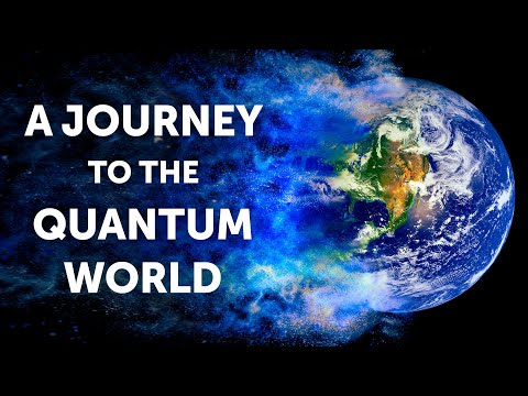 What Would a Journey to the Quantum World Be Like