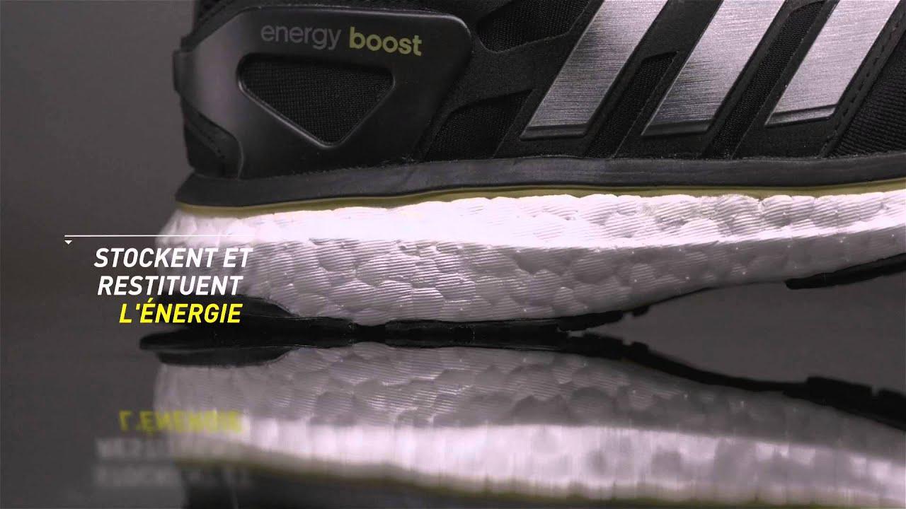 Les technologies de la adidas energia impulso su youtube