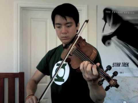 Super Mario Medley on Violin