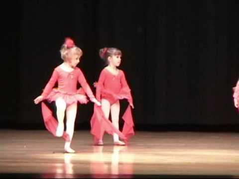 Kaleidoscope Spring 2009 Dance Concert - Excerpt P...