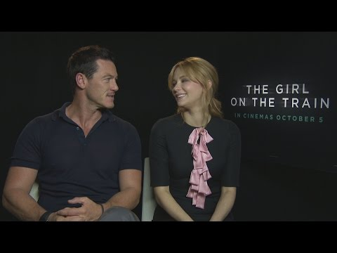 The Girl On The Train: Luke Evans and Haley Bennett talk drunken sex scene