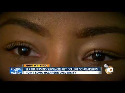 College Scholarships for Sex Trafficking Survivors