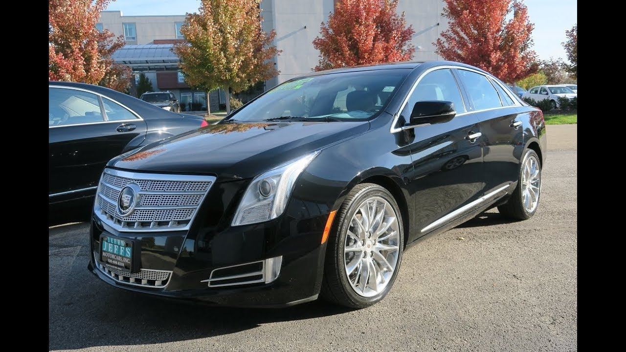 2015 Cadillac Xts Platinum For Sale In Canton Ohio Jeff S