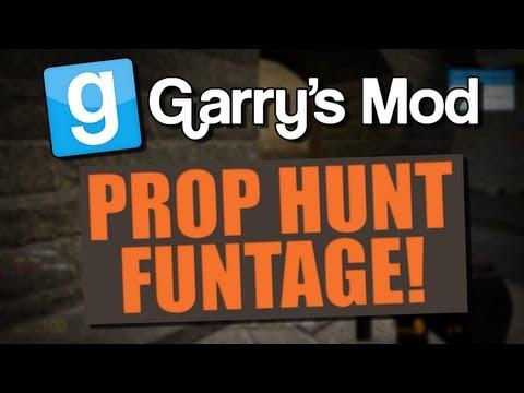 Garry's Mod | PROP HUNT MONTAGE / FUNTAGE! | Gmod Minigame