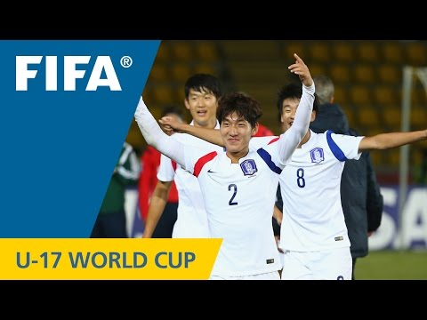 Highlights: Brazil v. Korea Republic - FIFA U17 World Cup Chile 2015