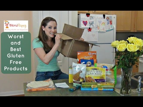 Worst and Best Gluten Free Products