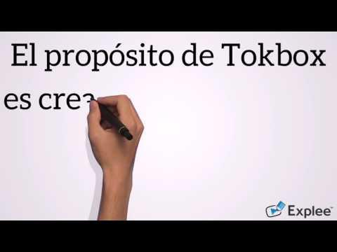 tutorial TOKBOX por CBD Consultores P2