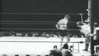 Rocky Marciano vs Roland LaStarza, II (All Rounds)