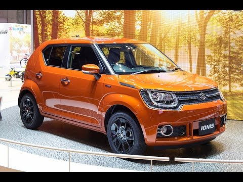 latest maruti suzuki ignis in india suv car modified. Black Bedroom Furniture Sets. Home Design Ideas