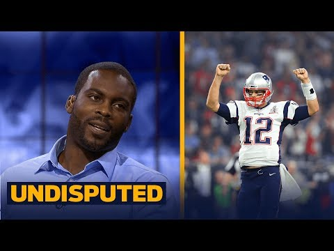 Thumbnail: Michael Vick on Tom Brady vs. Aaron Rodgers: Who's the best? | UNDISPUTED