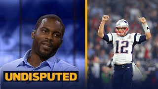 Michael Vick on Tom Brady vs. Aaron Rodgers: Who's the best? | UNDISPUTED thumbnail
