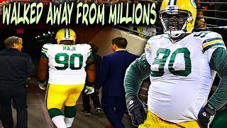 What Happened to BJ Raji? (Why He Turned Down Millions & Retired in His Prime)