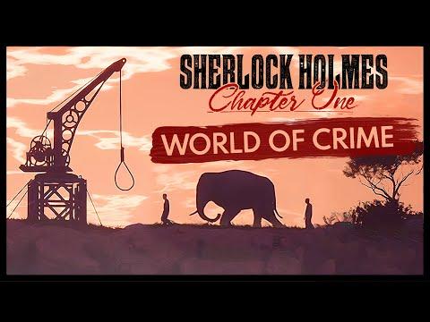 World of Crime | Sherlock Holmes Chapter One