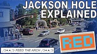 Video Explaining Jackson Hole Town Square (YouTube Livestream) download MP3, 3GP, MP4, WEBM, AVI, FLV Mei 2018