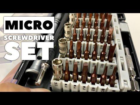 63-piece-precision-screwdriver-set-unboxing