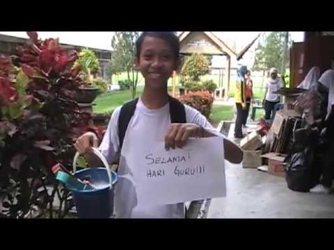 Tribute to guru-guru Sekolah Menengah Kebangsaan Jenjarom