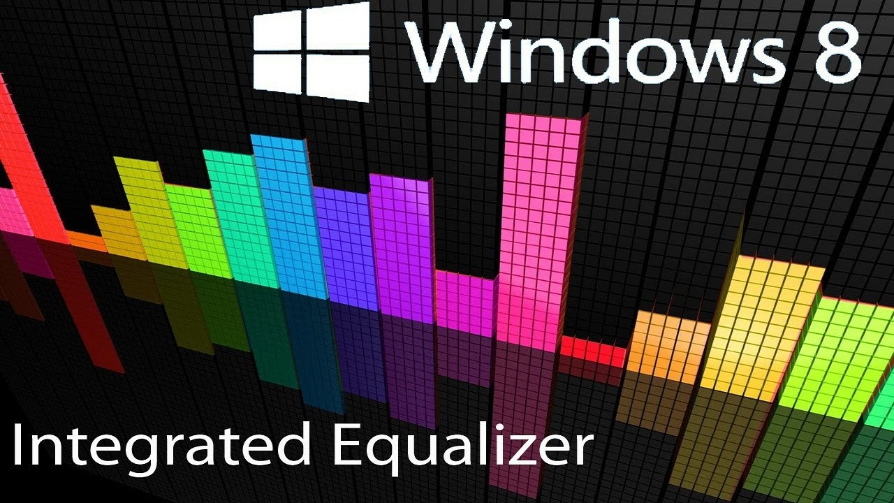 Ecualizador de windows 10, 8 y 7 (Integrado)(Easy & Fast ...