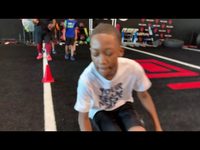 ABT- Athletic Based Training: Youth FB Skills & Drills Training