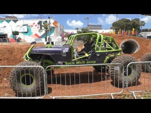 Automotor  Show Israel 2019 אוטומוטור ישראל