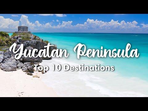 BEST OF THE YUCATAN PENINSULA, MEXICO (2021): Top 10 Destinations in the Yucatan & Quintana Roo