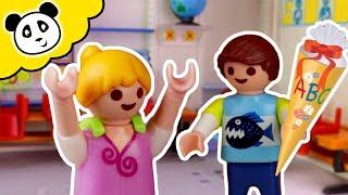 Playmobil Schule - Mega Einschulung! - Playmobil Film