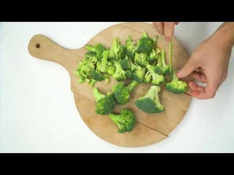 Orecchiette con Broccoli e Shiitake IoBoscoVivo