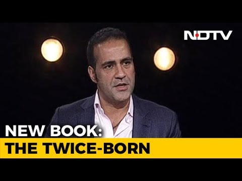 Aatish Taseer On His New Book: 'The Twice Born - Life and De