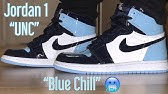 Worth The Hype Jordan 1 Blue Chill Patent Unc Review On