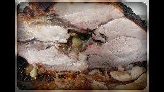 Как приготовить супер сочный, свиной окорок в духовке